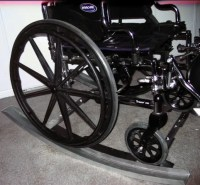 Rocking Wheel Chair Tracks Photo by bhigs54 | Photobucket