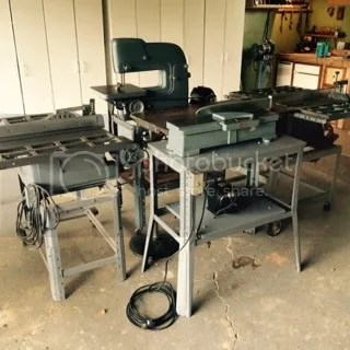 Ohio Forge Table Saw