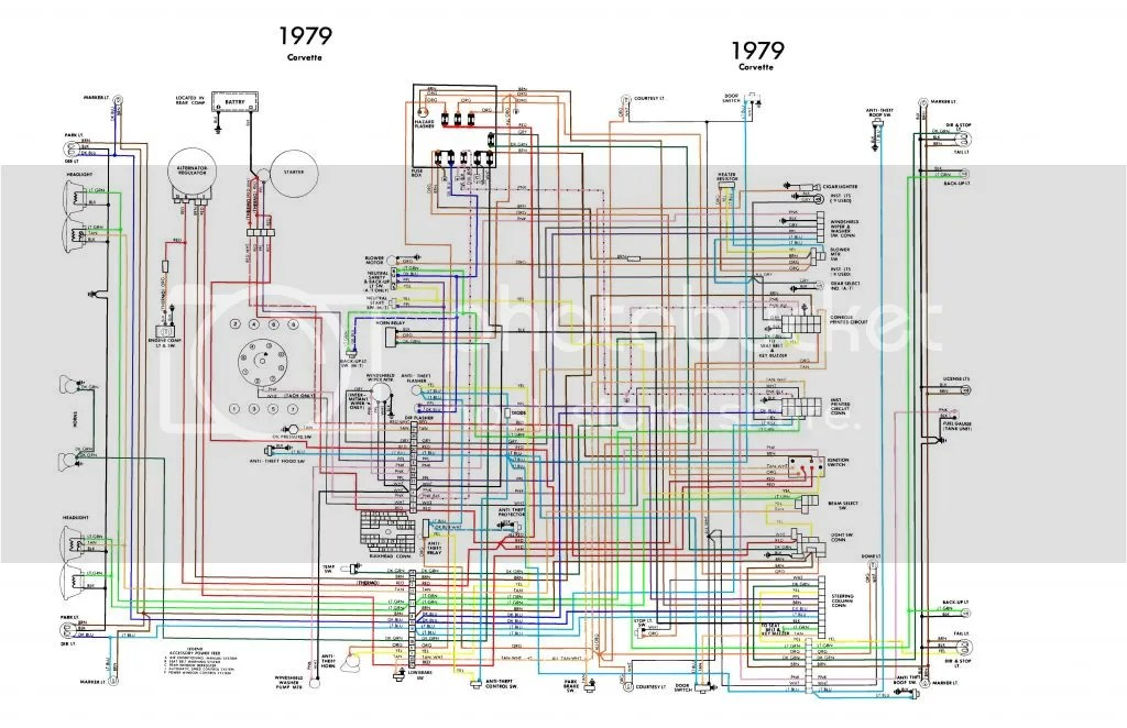 1979 corvette dash wiring diagram 2005 yamaha r6 harness description electrical diagrams click 1968