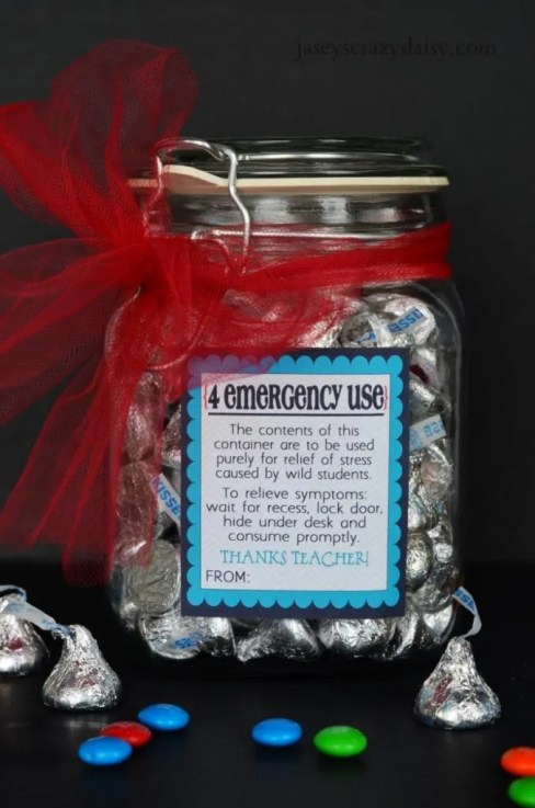 Teacher Survival Kits for Teacher Appreciation