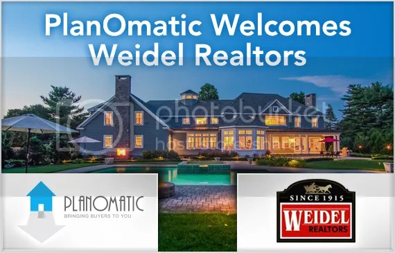 Weidel Realtors, PlanOmatic, interactive floor plan, professional photography, real estate marketing service, home tour