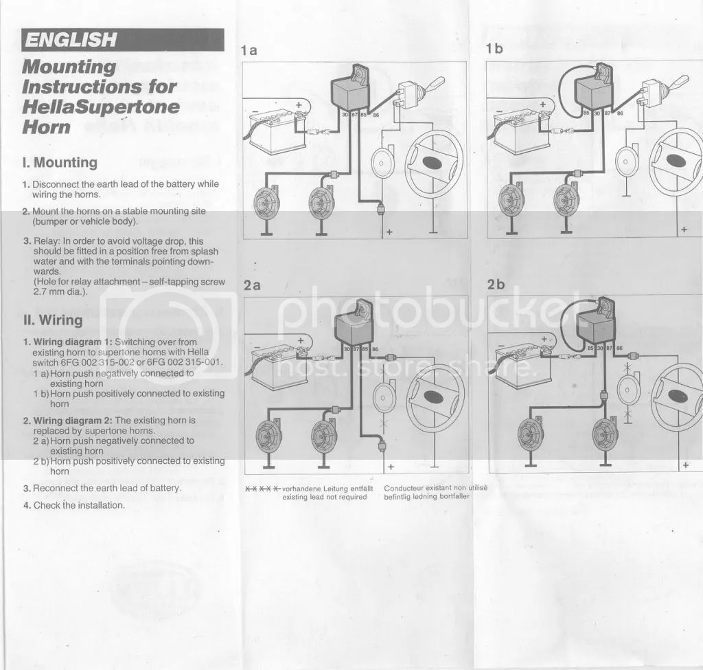 Hella 500 Fog Lights Wiring Diagram, Hella, Free Engine