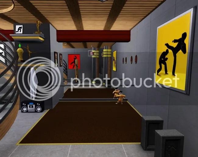 Main Unit Basement Gym
