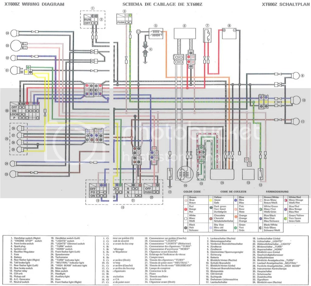 honda ss50 wiring diagram 2001 f150 starter regulator rectifier and some the ténéré forum