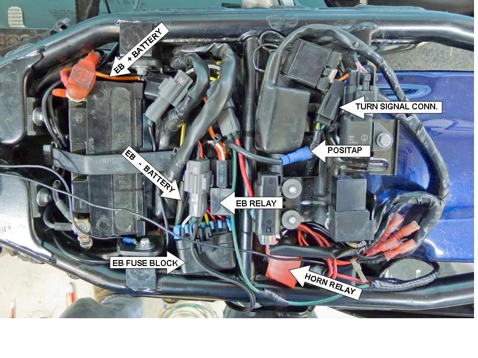 Wiring Diagram 2010 Triumph Thruxton