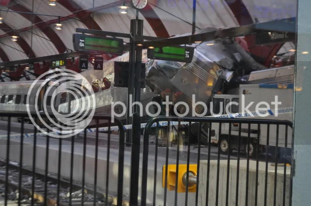 Leonid Pankratov fotografirujet avariju 2
