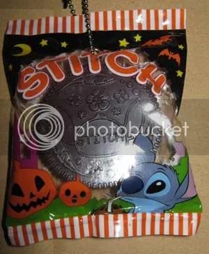 #LS041 – Stitch Halloween Cookie Keychain - $12