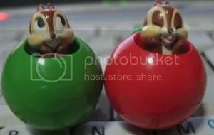 #MF007 – Chip & Dale in Fruit Tumbler - S$2.50