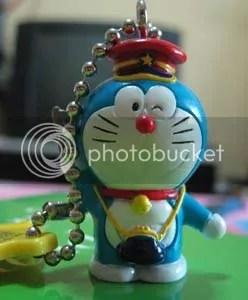 #OD007 – Doraemon Keychain (A) - S$4