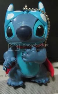 #LS056 – Super Stitch Keychain - $6