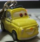 #OD018 – Disney Pixar Cars Keychain - $2.80 (3 designs)
