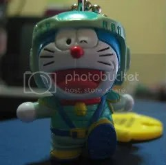#OD020 - Doraemon Keychain / Pencil Topper - $3