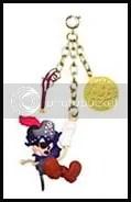 #MF004 – Mickey Pirate Mascot Keychain - S$2.80
