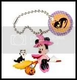 #MF005 – Minnie Halloween Mascot Keychain - S$2.80