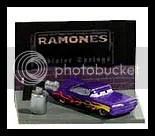 #OD005 – Pixar Cars – Ramone Figurine - S$2.50