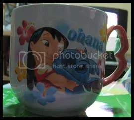 #LS037 – Lilo & Stitch Big Mug - $30 (meet-up)