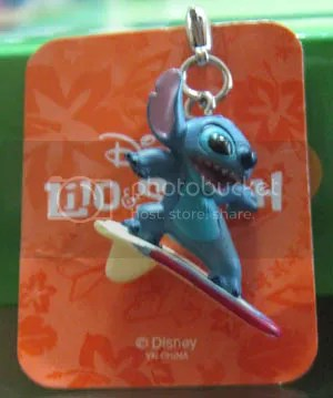 #LS043 – Stitch Surfing Keyhook - $2