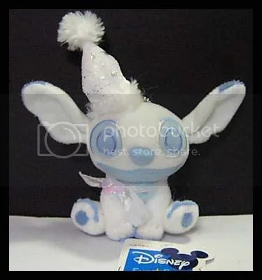 #LS007 - White Xmas Stitch - S$6.50