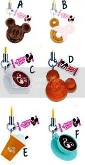 #MF002 - Mickey Coffee Cup & Pudding - S$2.50 (each)