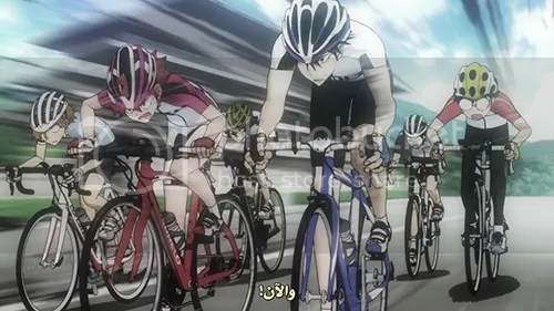 Yowamushi Pedal 16 (4/5)