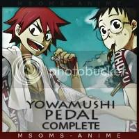 Yowamushi Pedal Complete (1/2)
