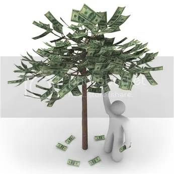 Hasil gambar untuk money tree
