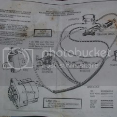 12 Volt One Wire Alternator Wiring Diagram Pioneer Deh P4000ub 8n Ford 1 Best Library Tractor Wiring12v Diagrams Taken From