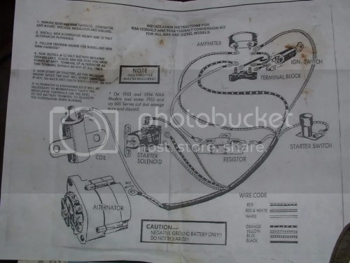 small resolution of ford 1100 tractor wiring diagram wiring library8n tractor wiring diagram 20