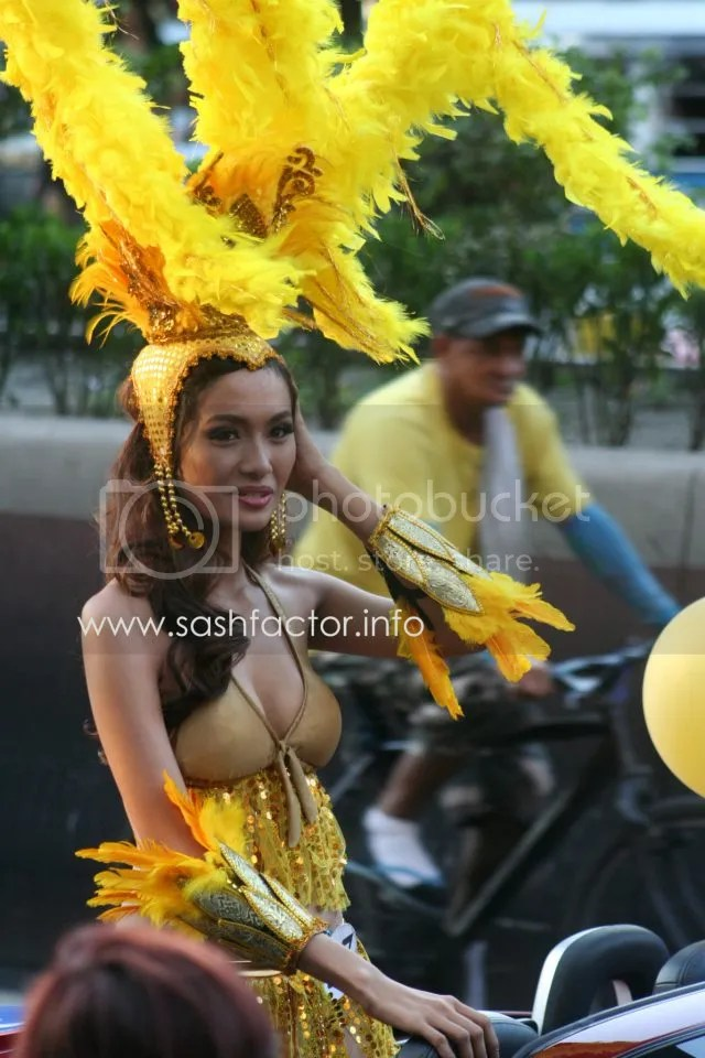 Bb. Pilipinas 2013 (33rd Update): Pictures from the Parade of Beauties
