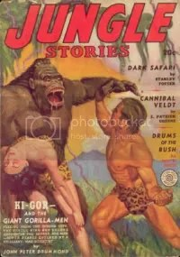 Ki-Gor and the Giant Gorilla-Men (Fall 1939)
