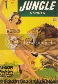 The Golden Beasts of Zuli'Maen (Fall 1945)