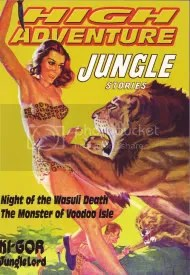 High Adventure #81 - The Monster of Voodoo Isle