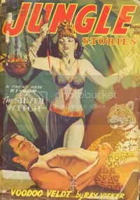 The Silver Witch [1] (Spring 1945)