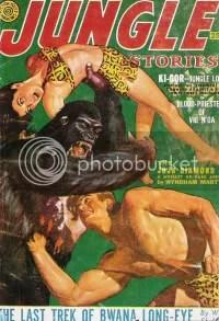 Blood Priestess of Vig N'Ga [2] (Winter 1951-1952)