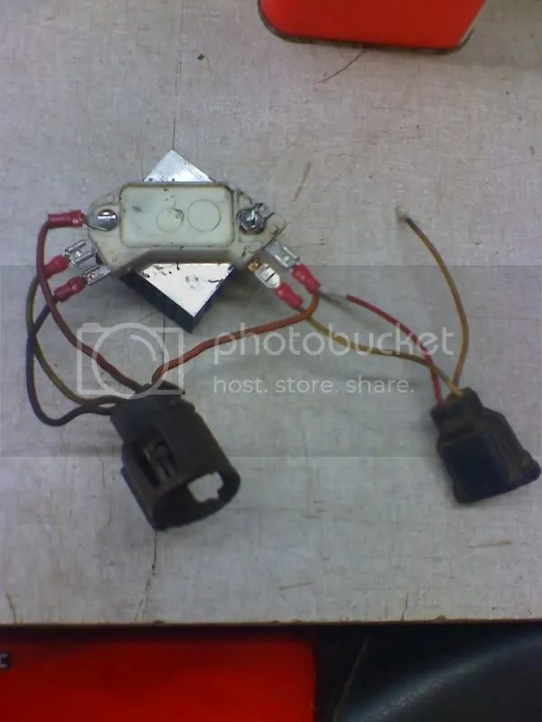 Duraspark Conversion Wiring