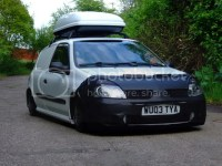 Clio with a roof-rack? | ClioSport.net