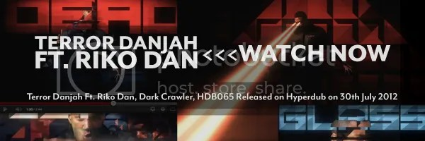 Terror Danjah - Dark Crawler [Video - Watch Now]