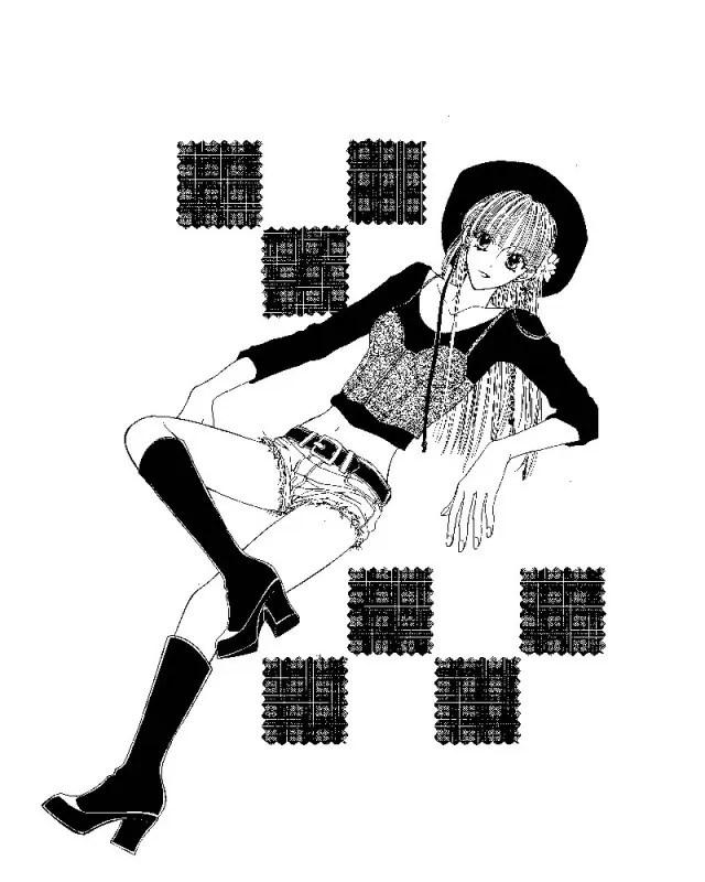 Short Sunzen Cover BW Art (Unused)