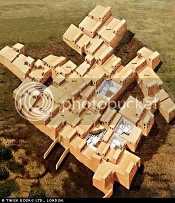 Catal Huyuk,la città più antica del mondo. (4/6)