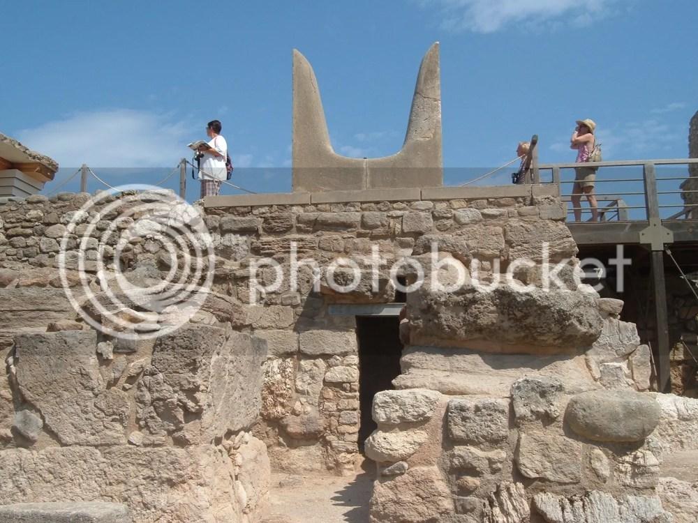 Il Palazzo di Cnosso-Creta (3/5)
