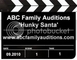 ABC Family Hunky Santa Auditions