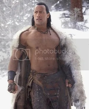 Dwayne The Rock Johnson Hercules