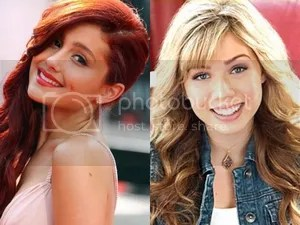 Ariana Grande Jennette McCurdy Nickelodeon Sam and Cat
