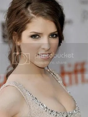 Anna Kendrick Beca Mitchell Pitch Perfect