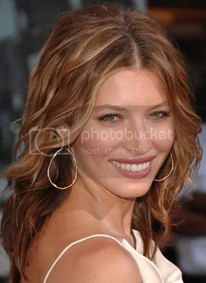 Gorgeous Jessica Biel Photo