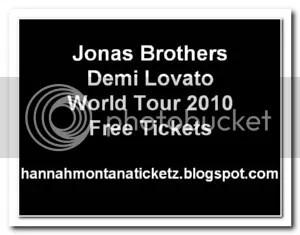 Jonas Brothers World Tour 2010