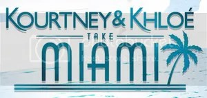 Kourtney and Khloé Take Miami Casting Call