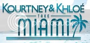 Kourtney and Khloé Take Miami Casting Call