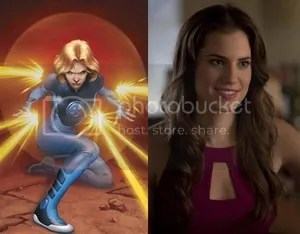 Allison Williams The Fantastic Four
