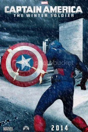 Captain America The Winter Soldier Disney Casting